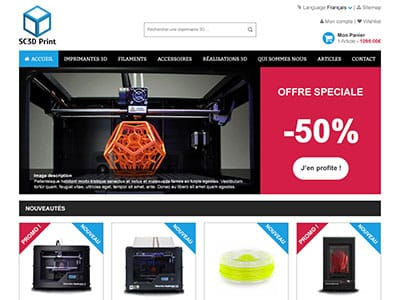 SC3D Print
