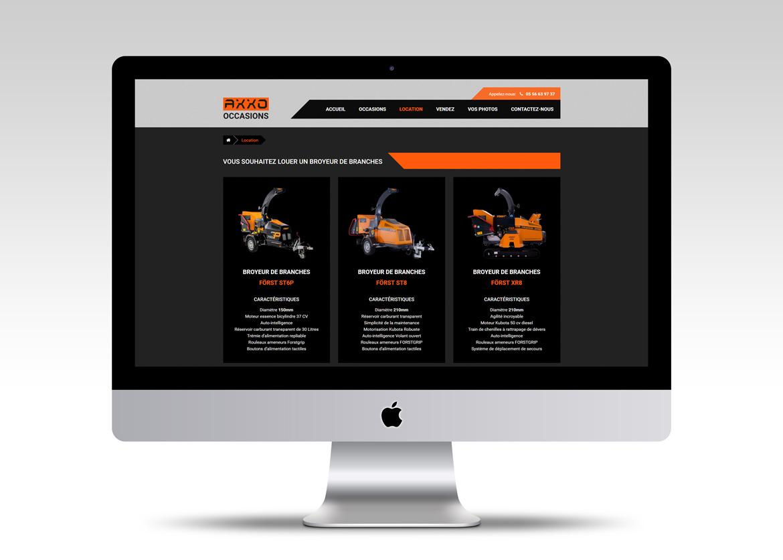 Création de site internet gironde